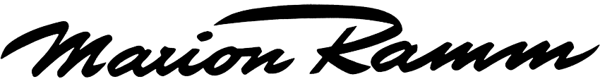 Marion Ramm Logo